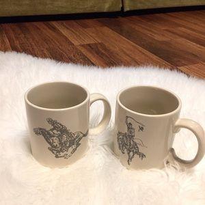 Vintage Kitchen - 🦋2/$10 3/$15 4/$18 5/$20 Vintage Rodeo Mugs